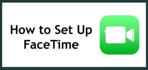 How to facetime on Mac?