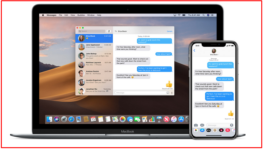 imessage chromebook