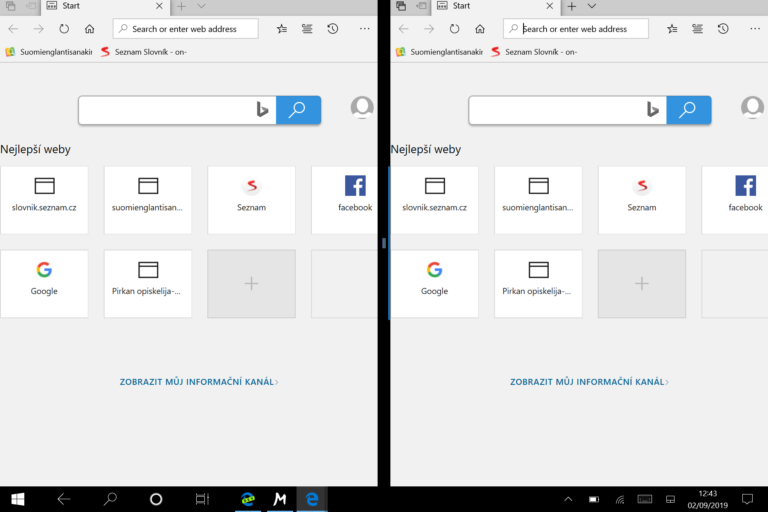 How to use split screen in Windows 10
