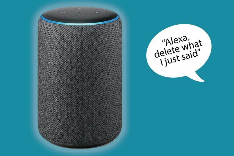 How to change privacy settings on Alexa