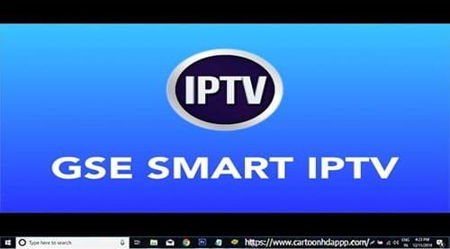 GSE Smart IPTV For  Windows