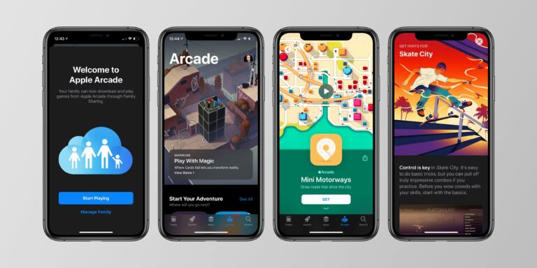 How to use Apple Arcade on your Mac