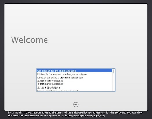 How to add new languages on Mac