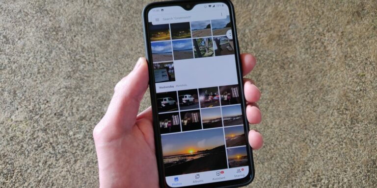 How to save Google Photos to iPhone