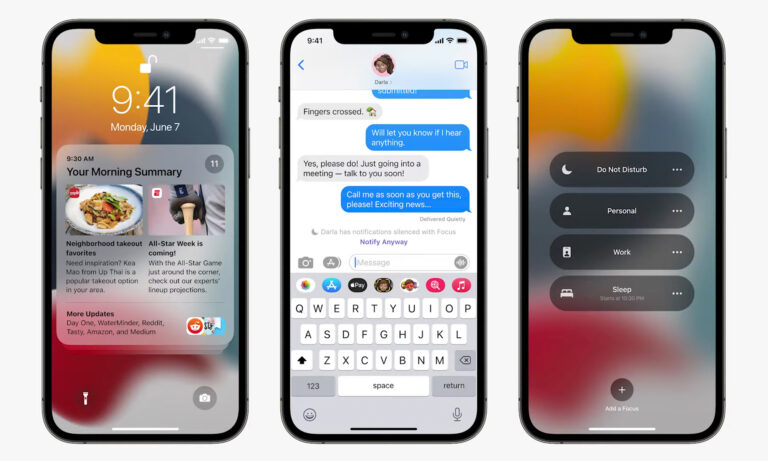 How to download iOS 15 Public Beta