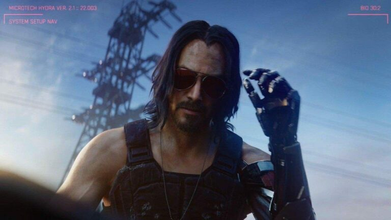 How to get Johnny Silverhand's arm in 'Cyberpunk 2077