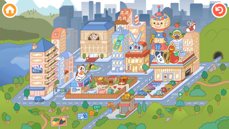 How to update Toca Life World