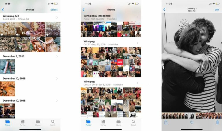 How to undelete pictures on the iPhone
